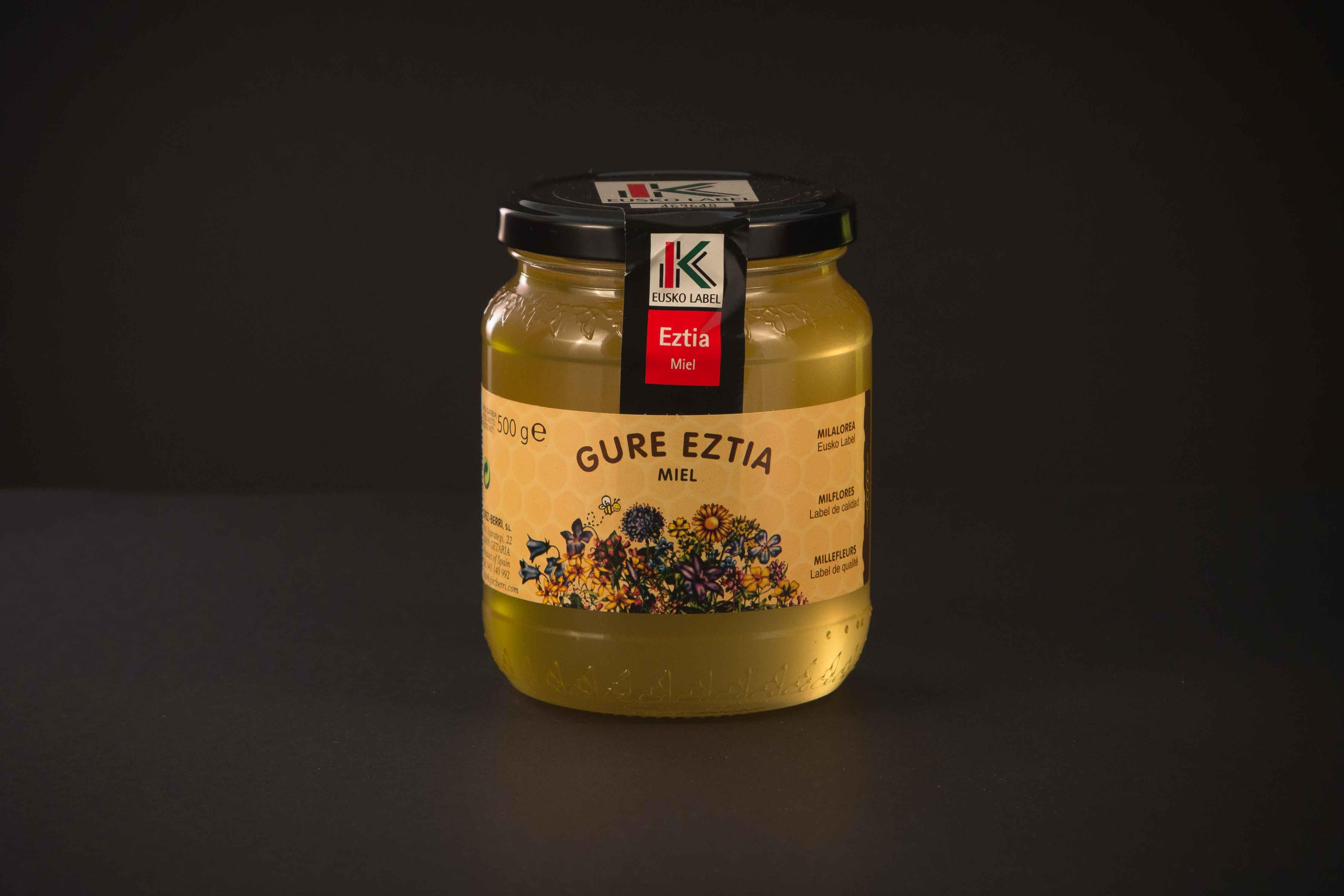 Akazia  eztia  <br/>  (Eusko  Label  /  1kg)  (Kopia)