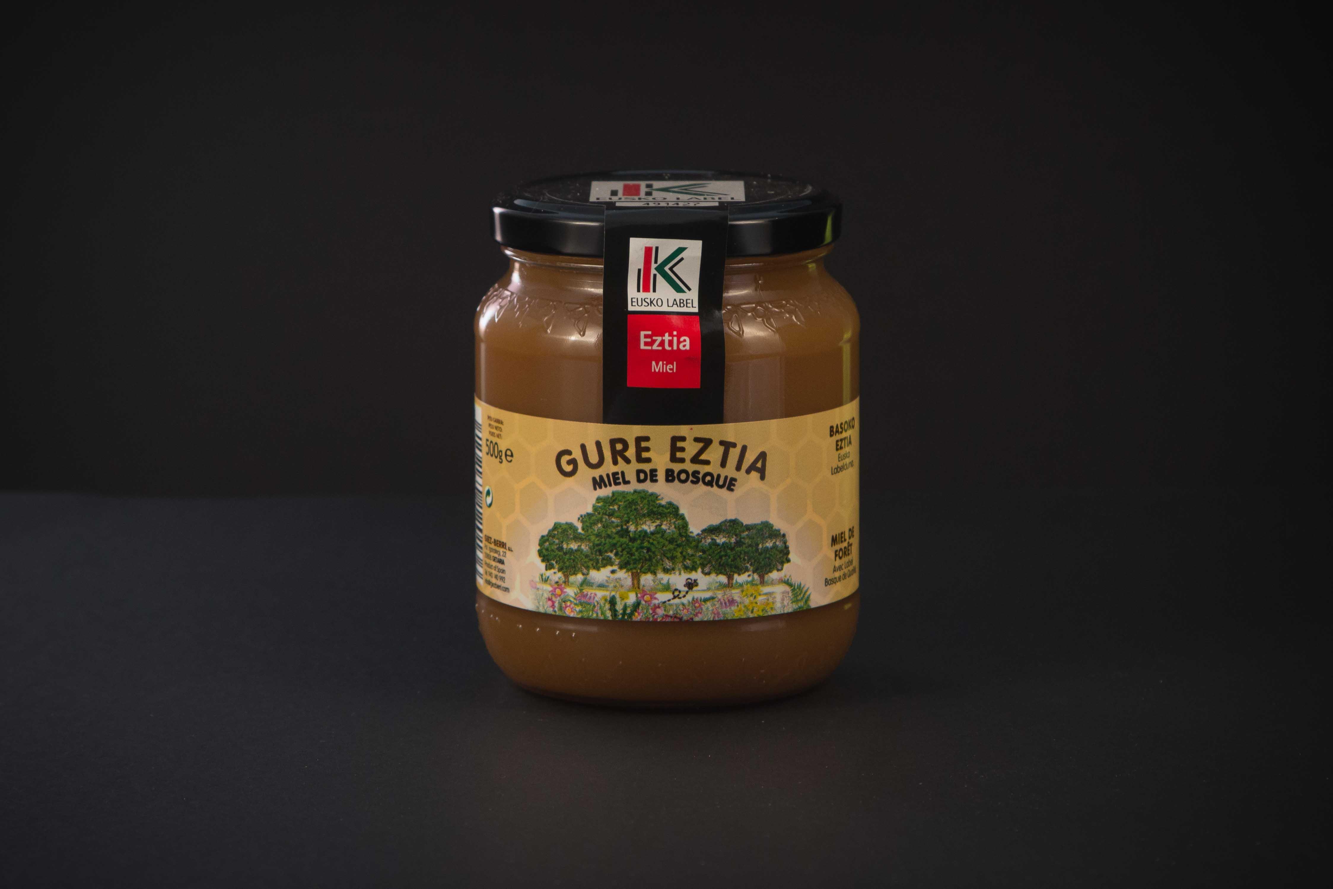 Basoko  Eztia  <br/>  (Eusko  Label|0,5  Kg)