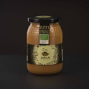 Miel de Brezo <br/> (eco / 0,5 kg)