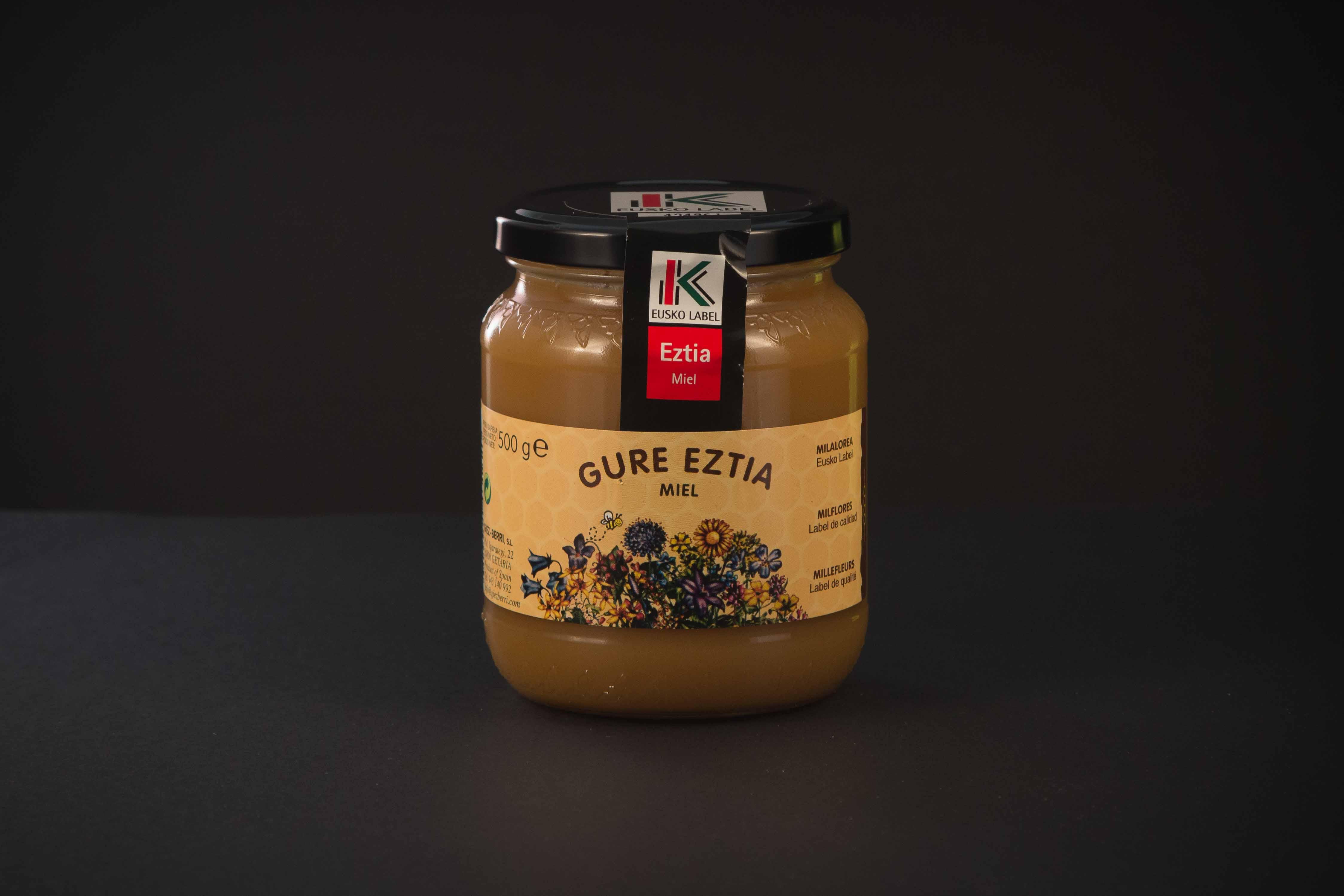 Gipuzkoako  Milalorea  <br/>  (Eusko  Label  /  0,5  kg)