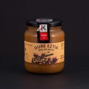 Miel de Brezo <br/> (Eusko Label / 0,5 kg)